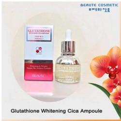 Beaute Cosmetic Korea Glutathione Whitening Cica Ampoule 30ml