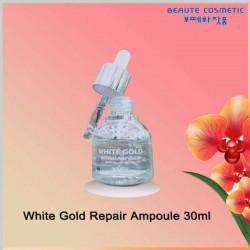Beaute Cosmetic Korea Meladoctor 24k white gold repair ampoule 30ml