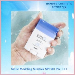 Beaute Cosmetic Korea Smile Modeling Sun Stick 22g