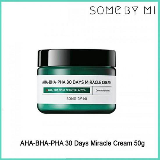 Some By Mi AHA-BHA-PHA 30 Days Miracle Cream 50g