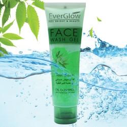 EverGlow Peel Bright & Beauty Neem Extract Face Wash Gel 100 ML
