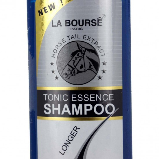 La Bourse Paris Essential Tonic Shampoo With Horse Tail Extract, Ginseng Extract & D-Panthenol