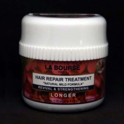 La Bourse Hair Repair Treatment With Garlic Extract 250G