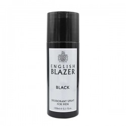 English Blazer Black Body Spray For Men 150ml