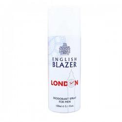 English Blazer Men's London Deodorant Spray